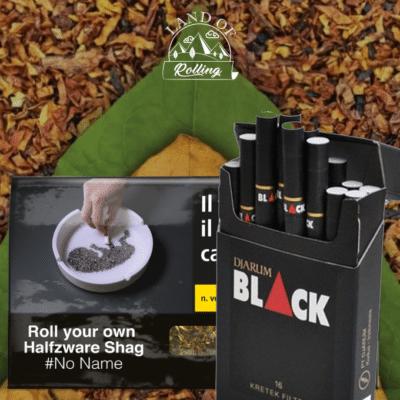 differenze tra tabacco trinciato e sigarette